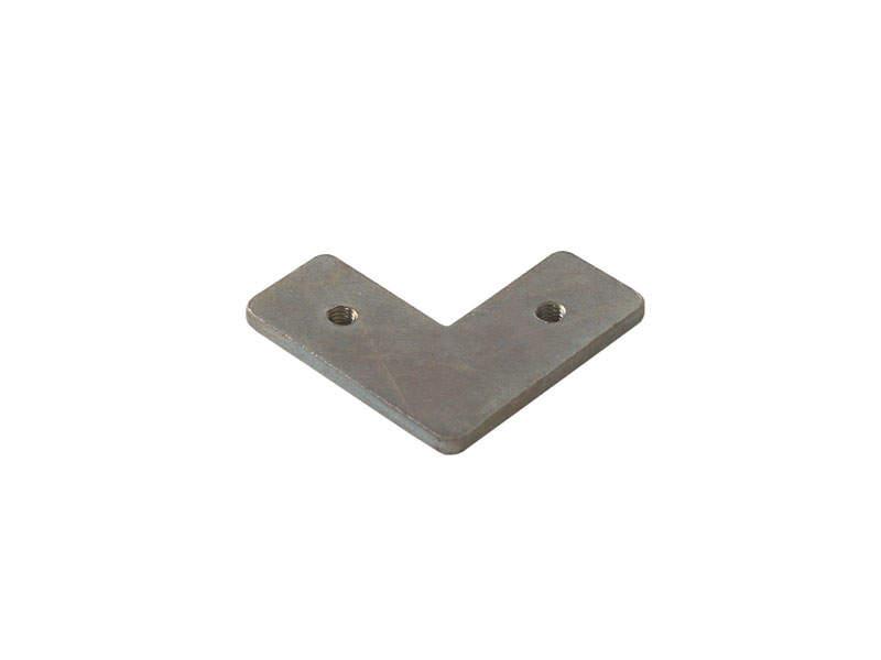 FIRMAX Cоединительный угол 16мм  для фасадного профиля, сталь оцинк.