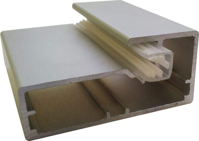 FIRMAX Уплотнитель ПП для алюм. профиля, вставка 4 мм, L=3000 мм
