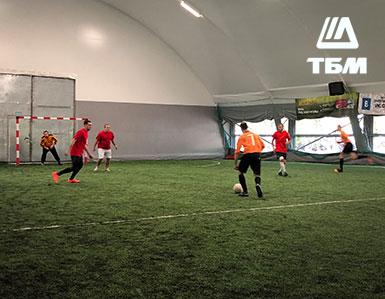 В Самаре прошел турнир по футболу в честь 25-летия ТБМ c5f5db1168d